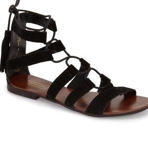 Topshop lace up sandal